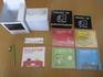 Bio_100% MUSIC CD BOX 中身を並べてみた